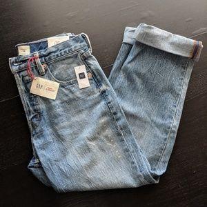 GAP | Cone Denim® Super High Rise Straight Jeans